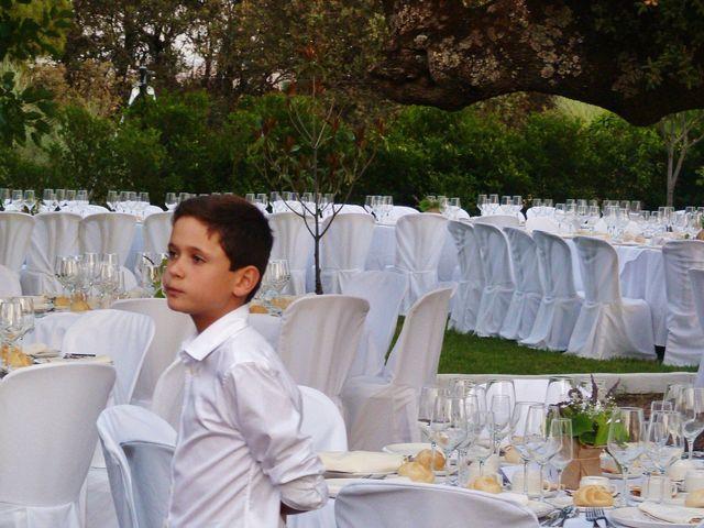 La boda de Carlos  y Andrea  en Serradilla, Cáceres 24