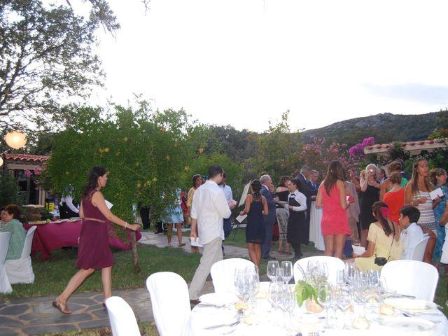 La boda de Carlos  y Andrea  en Serradilla, Cáceres 26