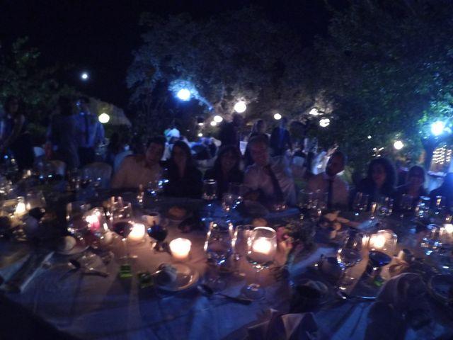 La boda de Carlos  y Andrea  en Serradilla, Cáceres 27