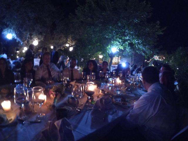 La boda de Carlos  y Andrea  en Serradilla, Cáceres 28