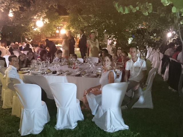 La boda de Carlos  y Andrea  en Serradilla, Cáceres 29
