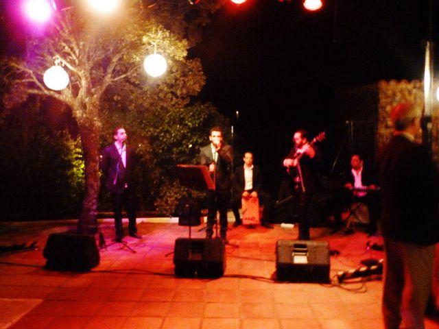 La boda de Carlos  y Andrea  en Serradilla, Cáceres 30