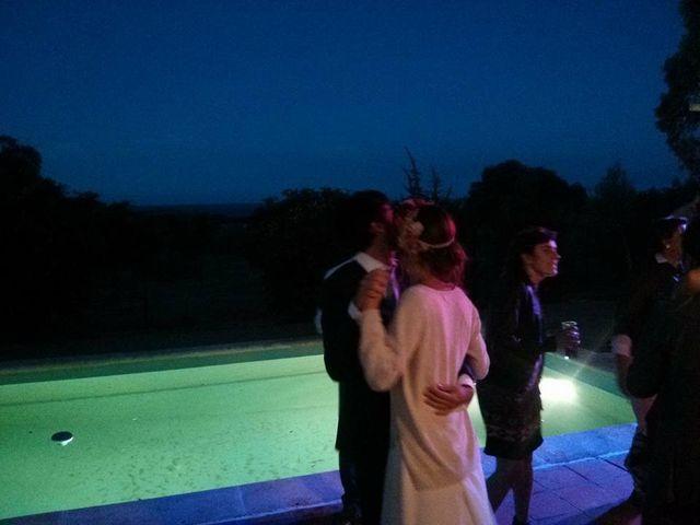 La boda de Carlos  y Andrea  en Serradilla, Cáceres 31