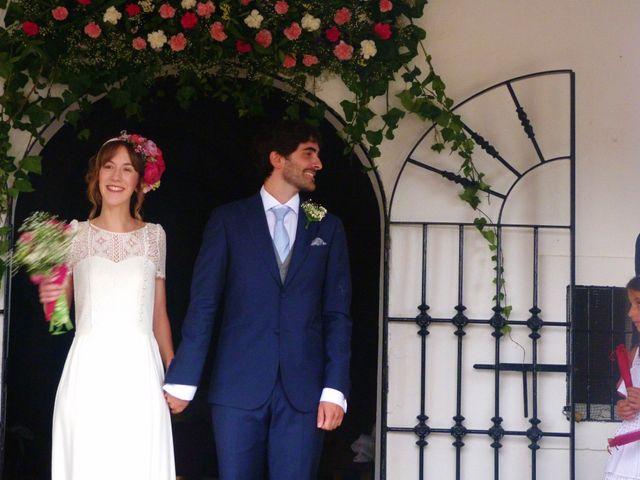 La boda de Carlos  y Andrea  en Serradilla, Cáceres 11