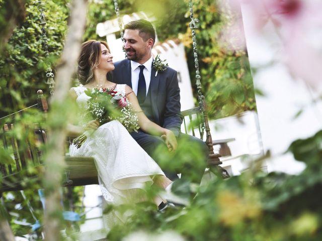 La boda de Yves y Sabrina en Alhaurin De La Torre, Málaga 2