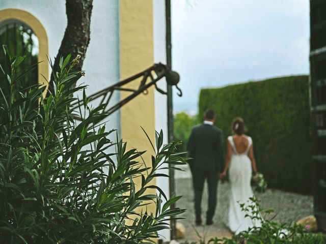 La boda de Yves y Sabrina en Alhaurin De La Torre, Málaga 8