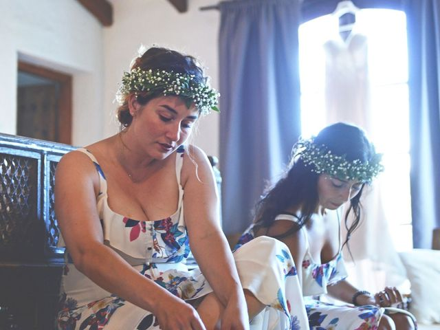 La boda de Yves y Sabrina en Alhaurin De La Torre, Málaga 9
