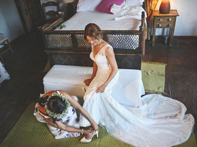 La boda de Yves y Sabrina en Alhaurin De La Torre, Málaga 10