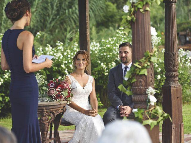 La boda de Yves y Sabrina en Alhaurin De La Torre, Málaga 12