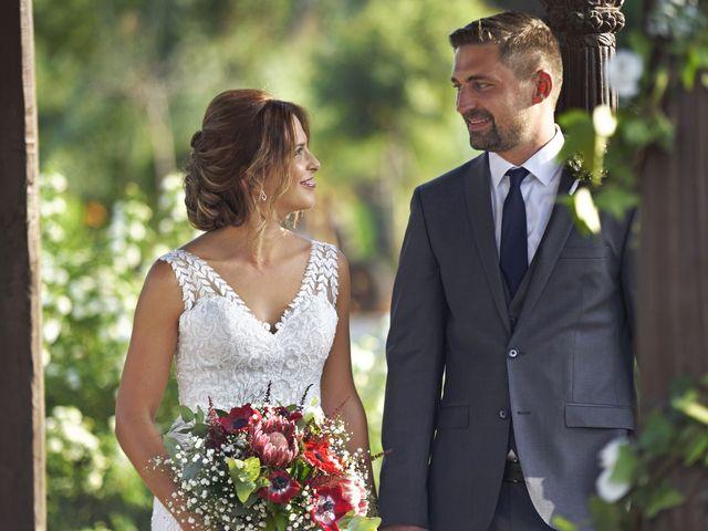 La boda de Yves y Sabrina en Alhaurin De La Torre, Málaga 14