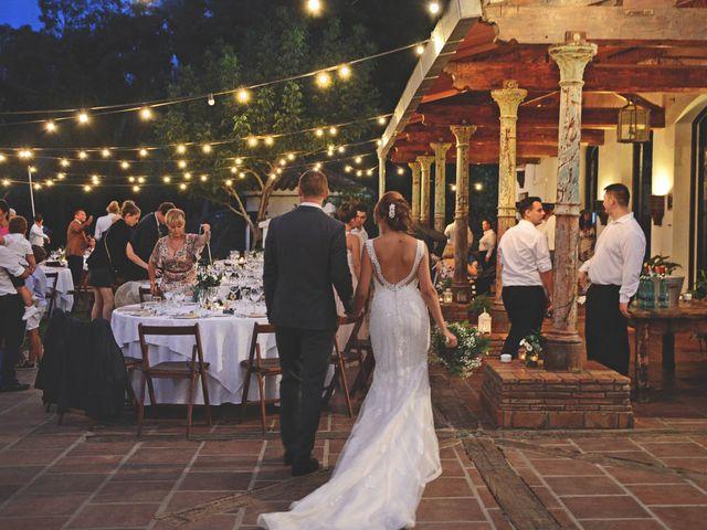 La boda de Yves y Sabrina en Alhaurin De La Torre, Málaga 15
