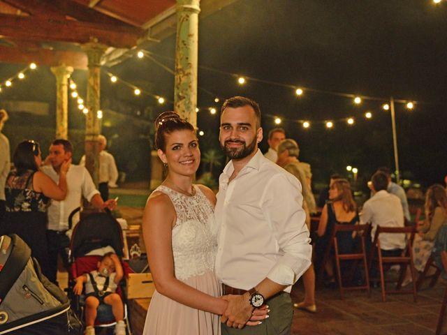 La boda de Yves y Sabrina en Alhaurin De La Torre, Málaga 17