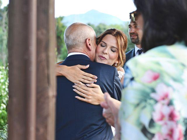 La boda de Yves y Sabrina en Alhaurin De La Torre, Málaga 20