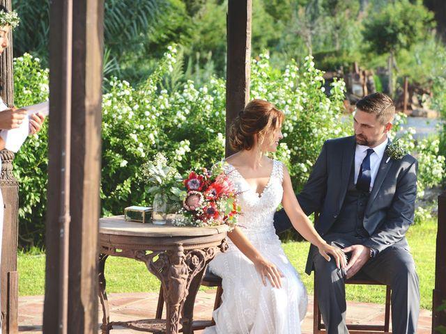La boda de Yves y Sabrina en Alhaurin De La Torre, Málaga 23