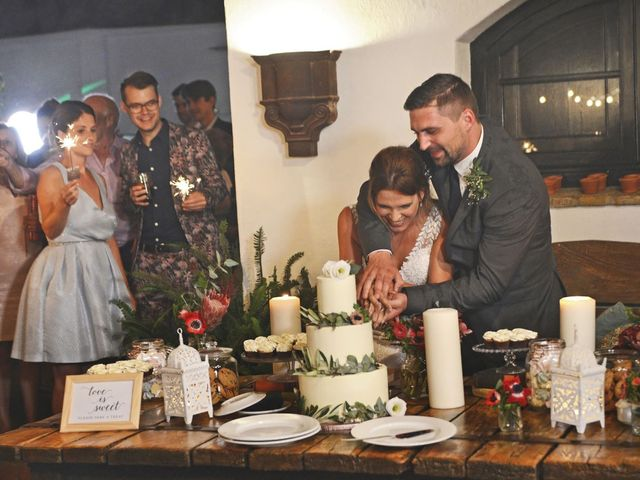 La boda de Yves y Sabrina en Alhaurin De La Torre, Málaga 24