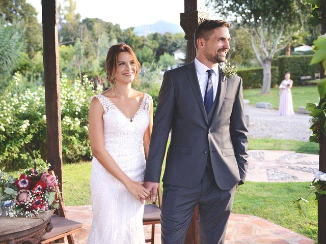La boda de Yves y Sabrina en Alhaurin De La Torre, Málaga 25
