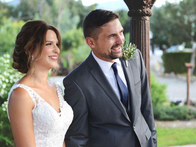 La boda de Yves y Sabrina en Alhaurin De La Torre, Málaga 28