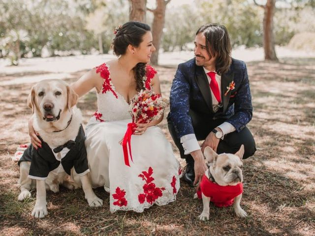 La boda de Patricia y Jordi
