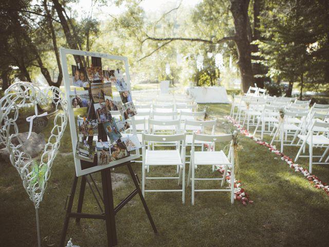 La boda de Jonathan y Belén en Plasencia, Cáceres 1