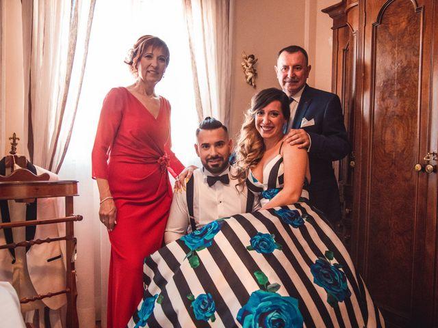 La boda de Fran y Maria en Granada, Granada 12