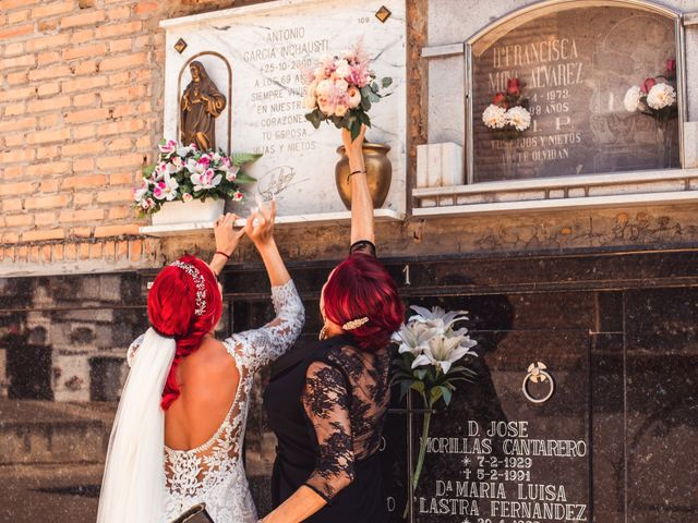 La boda de Fran y Maria en Granada, Granada 30