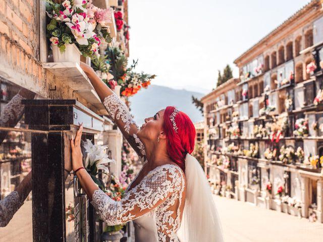 La boda de Fran y Maria en Granada, Granada 31