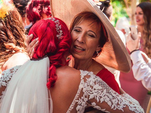 La boda de Fran y Maria en Granada, Granada 44