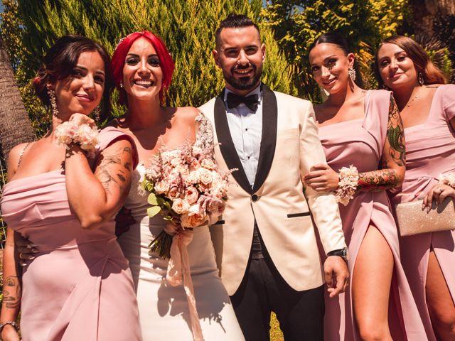 La boda de Fran y Maria en Granada, Granada 59