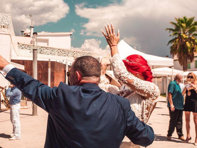 La boda de Fran y Maria en Granada, Granada 68