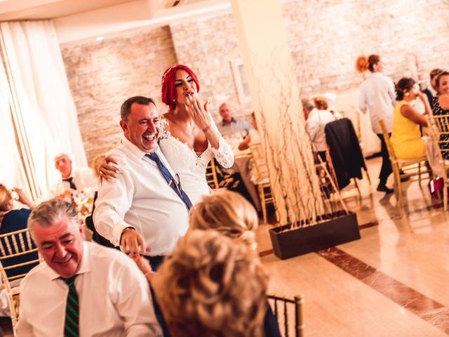 La boda de Fran y Maria en Granada, Granada 71