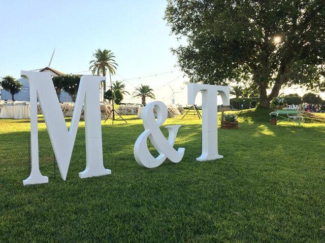 La boda de Toni  y Marina en Jerez De La Frontera, Cádiz 5