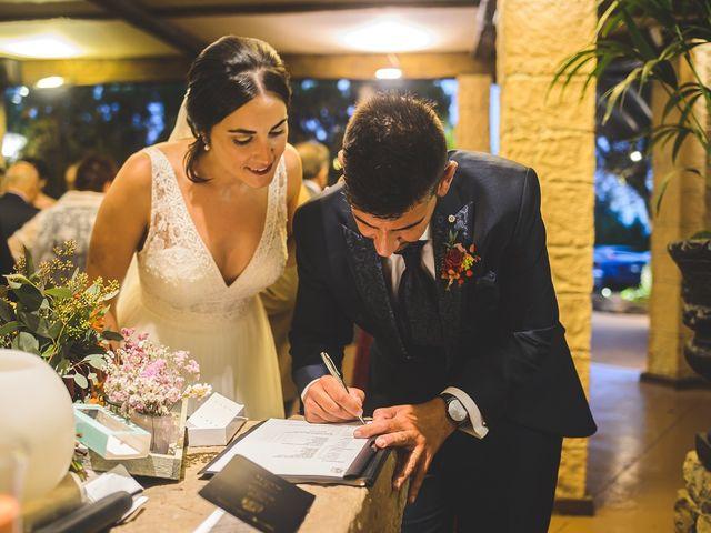 La boda de David y Lorena en Sentmenat, Barcelona 100
