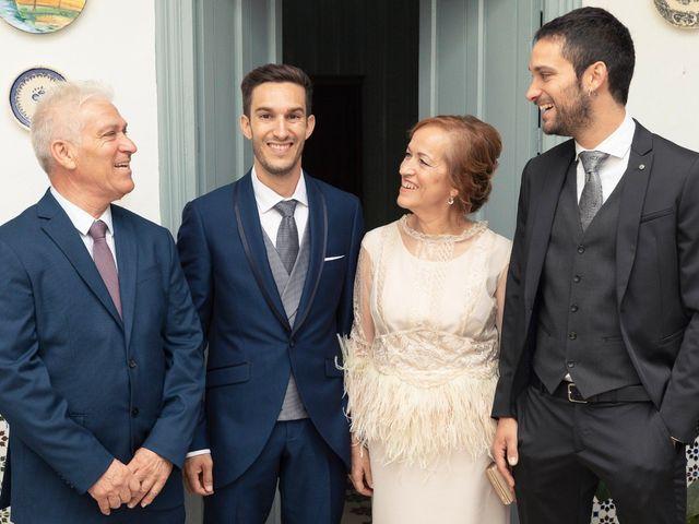 La boda de Jorge y Paula en Lebrija, Sevilla 10