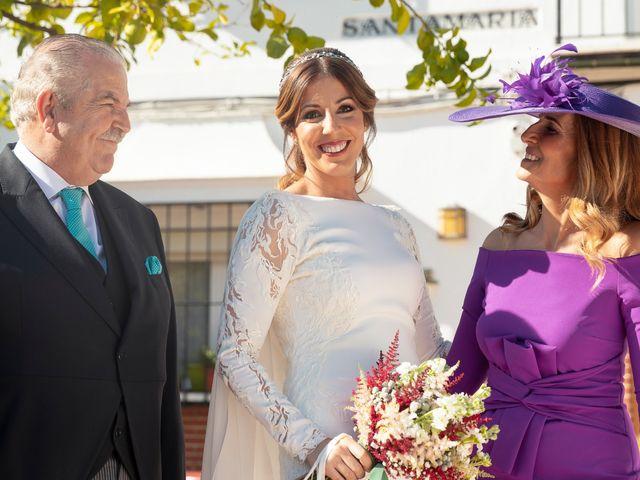 La boda de Jorge y Paula en Lebrija, Sevilla 27