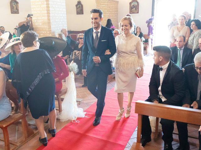 La boda de Jorge y Paula en Lebrija, Sevilla 28