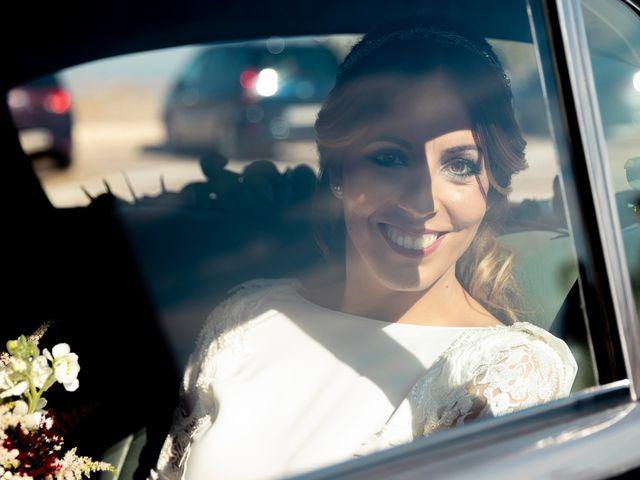 La boda de Jorge y Paula en Lebrija, Sevilla 30