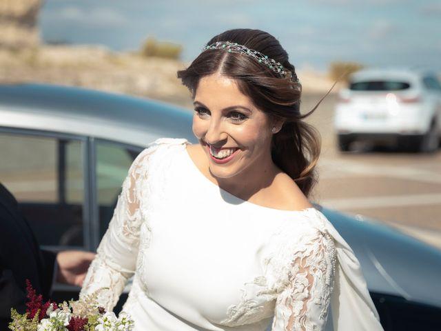 La boda de Jorge y Paula en Lebrija, Sevilla 31