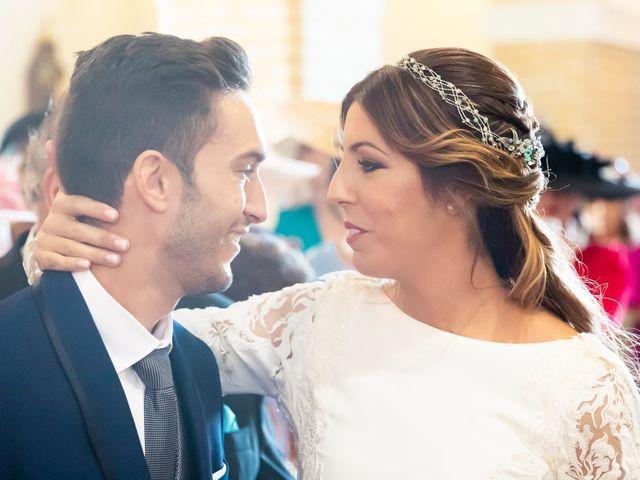 La boda de Jorge y Paula en Lebrija, Sevilla 33