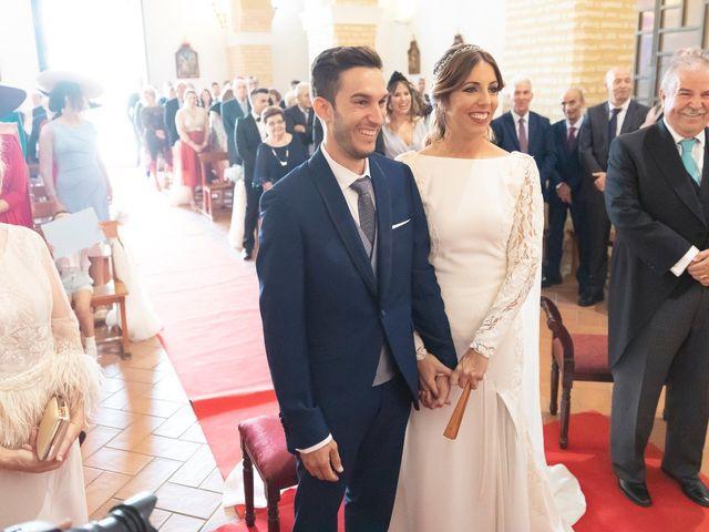 La boda de Jorge y Paula en Lebrija, Sevilla 43