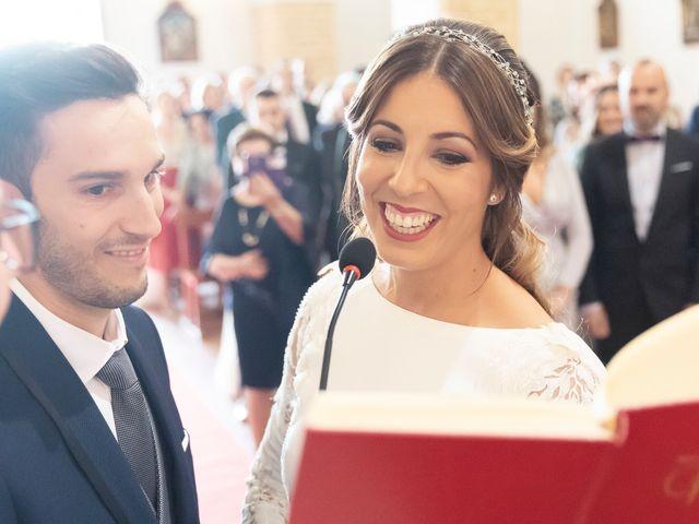 La boda de Jorge y Paula en Lebrija, Sevilla 45