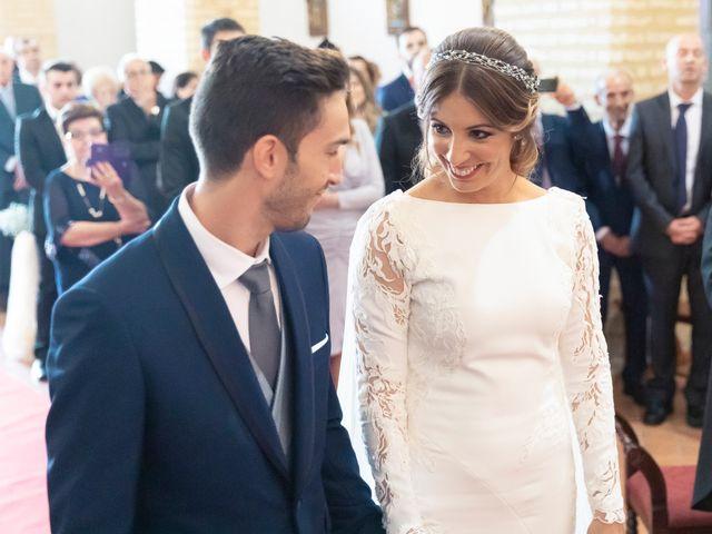 La boda de Jorge y Paula en Lebrija, Sevilla 51