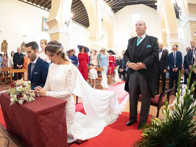 La boda de Jorge y Paula en Lebrija, Sevilla 52