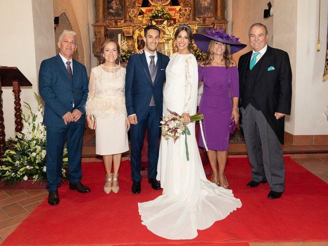 La boda de Jorge y Paula en Lebrija, Sevilla 55