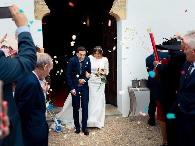 La boda de Jorge y Paula en Lebrija, Sevilla 56