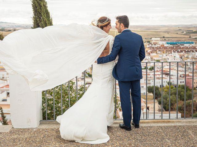 La boda de Jorge y Paula en Lebrija, Sevilla 62