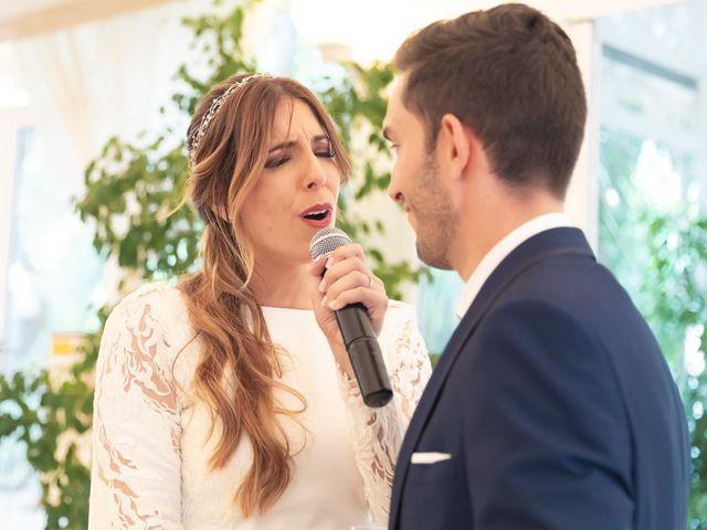 La boda de Jorge y Paula en Lebrija, Sevilla 76