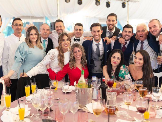 La boda de Jorge y Paula en Lebrija, Sevilla 90