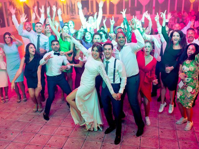 La boda de Jorge y Paula en Lebrija, Sevilla 1