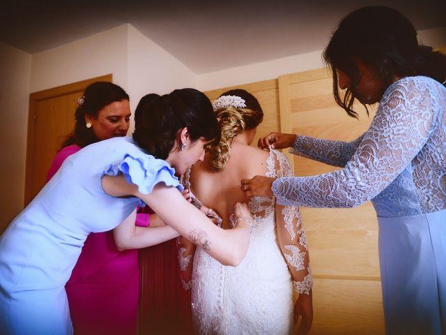La boda de Agus y Bego en Plasencia, Cáceres 11