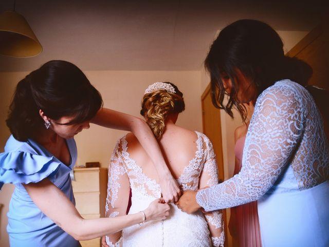 La boda de Agus y Bego en Plasencia, Cáceres 13
